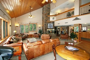Iron Horse Resort Lobby