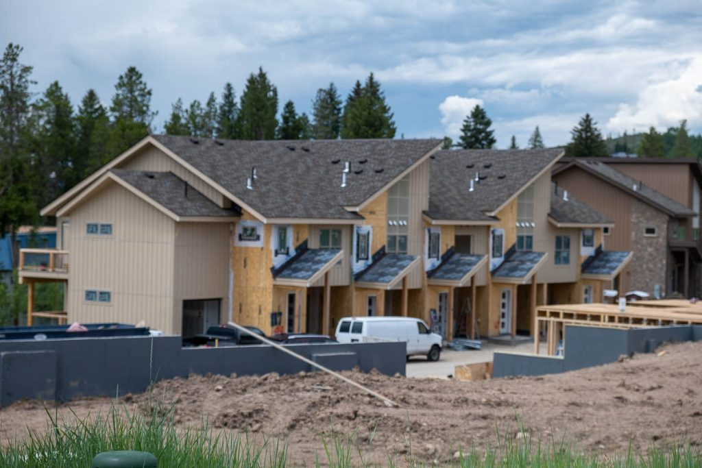 Elkhorn Townhomes in Rendezvous