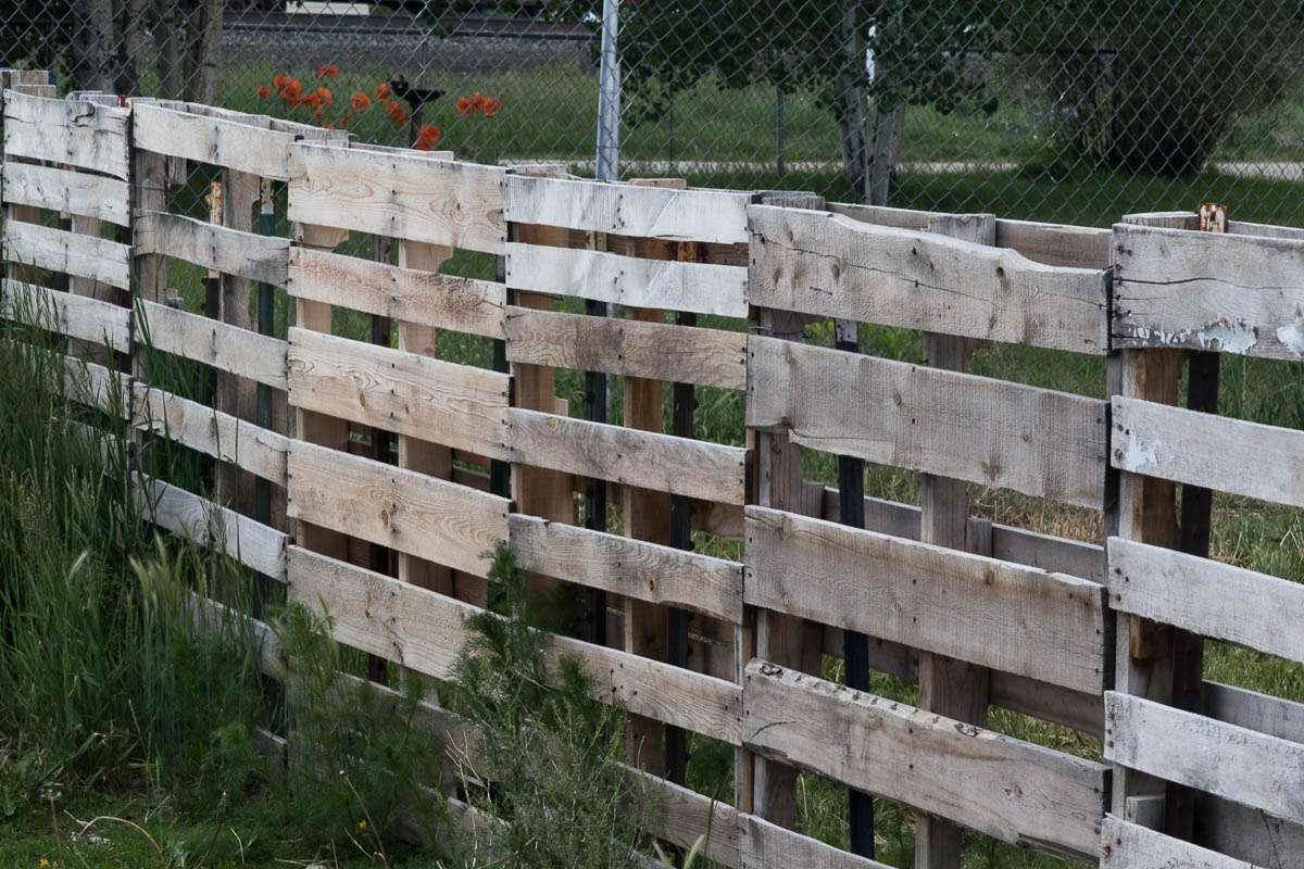 Standard fence