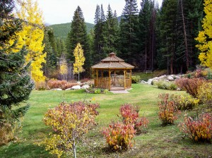 Iron Horse Gazebo Fall 2