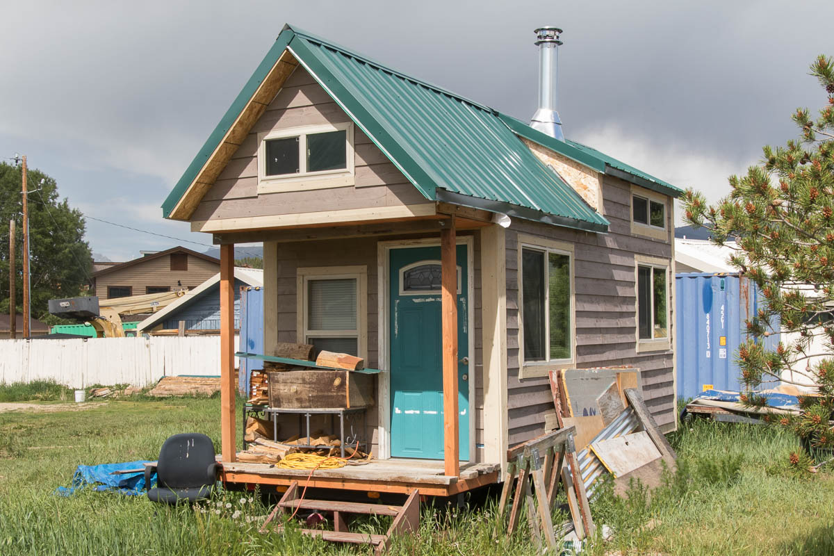 tiny house gone bad